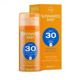Synchroline Sunwards Baby SPF30 Παιδικό Αντηλιακό Προσώπου/Σώματος 100ml
