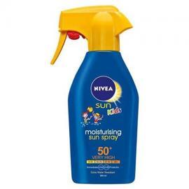 Nivea Kids Moisturising Trigger Sun Spray SPF50+ 300ml
