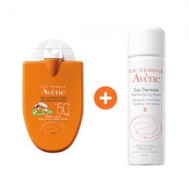 Avene Promo Eau Thermale Reflexe Solaire spf50+ 30ml & Δώρο Eau Thermale Ιαματικό Νερό 50ml