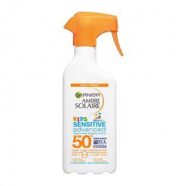 Garnier Ambre Solaire Kids Family Size Trigger-Happy Spray SPF50 300ml