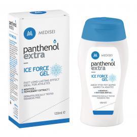Medisei Panthenol Extra Ice Force Gel 120ml