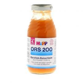 Hipp Ors 200 Χυμός Καρότου με Ρύζι 200ml