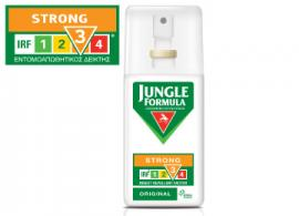 OMEGA PHARMA JUNGLE FORMULA Strong Original Spray με IRF3 75ml