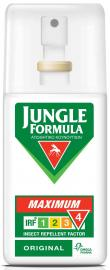 OMEGA PHARMA JUNGLE FORMULA Maximum Original Spray με IRF4 75ml