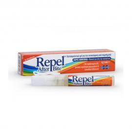 Unipharma Repel After Bite Καταπραϋντικό Τζελ, Χωρίς Αμμωνία, για Ανακούφιση από τα Τσιμπήματα 6,5ml.