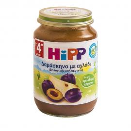 Hipp Φρουτόκρεμα Δαμάσκηνο με Αχλάδι 5m+ 190gr