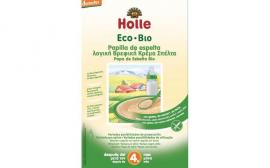 Holle - Demeter Βρεφική Κρέμα Σπέλτα από τον 4ο Μήνα, 250gr