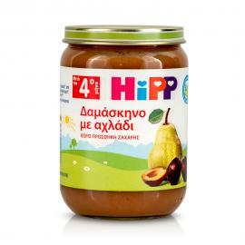HIPP Βρεφική Φρουτόκρεμα Δαμάσκηνο με Αχλάδι 190g