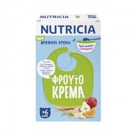 Nutricia Βρεφική Κρέμα Φρουτόκρεμα 250gr
