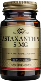 Solgar Astaxanthin 5mg 30Softgels