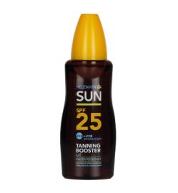 Helenvita sun tanning booster oil spf25 200ml