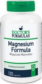 DOCTOR΄S FORMULAS Magnesium Formula 120caps