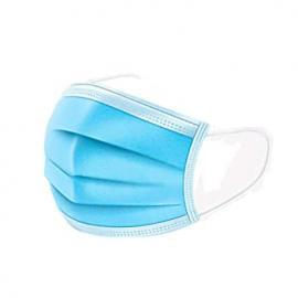 Medak Προστατευτική Μάσκα Ατομικής Προστασίας Μιας Χρήσεως Μπλε 50τμχ
