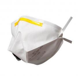 Μάσκα μιας χρήσης FFP1 NR με βαλβίδα 3Μ 10 τεμάχια
