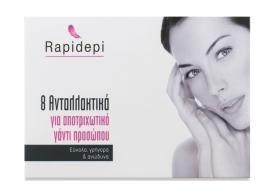 Vican Rapidepi ανταλλακτικά για αποτριχωτικό γάντι προσώπου (8 ανταλλακτικά)
