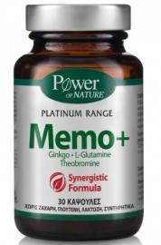 POWER Health Classics Platinum Memo Plus 30caps