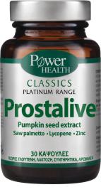 Power Health Classics Platinum PROSTALIVE 30s CAPS