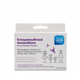 Pharmalead Εντομοαπωθητικά Αυτοκόλλητα για Σκνίπες και Κουνούπια 24 τεμ.