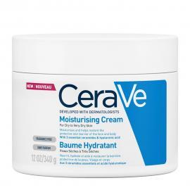 CeraVe Moisturizing Cream (Dry / Very Dry Skin) 340ml