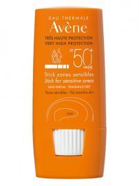 Avene Eau Thermale Stick Zones Sensibles SPF50+ 8g