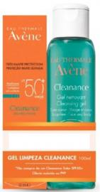 Avene Cleanance Solaire SPF50+ 50ml & Δώρο Cleanance 100ml