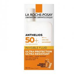 LA ROCHE POSAY Anthelios Shaka Fluid SPF50+, Αντιηλιακή Κρέμα Προσώπου - 50ml