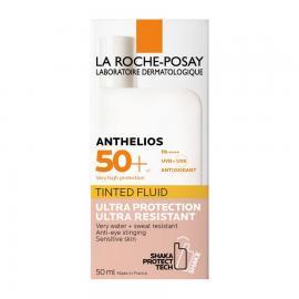 LA ROCHE POSAY  Anthelios Shaka Tinted Fluid SPF50+ Αντηλιακή Κρέμα με Χρώμα - 50ml