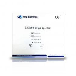 Wiz Biotech Τεστ Αντιγόνου Κορονοϊού  Covid-19 Rapid Test Antigen (Συσκευασία 20 τμχ.)