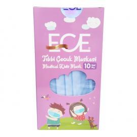 Ece Kids Mask Type IIR  Μπλε 10τμχ