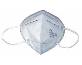 MIPLNI  Μάσκα Προσώπου KN95 Medical Υψηλής Προστασίας TYPE IIR 1τμχ