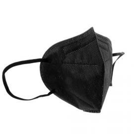 Μάσκα Προστασίας FFP2 Μαύρη 1 τεμάχιο