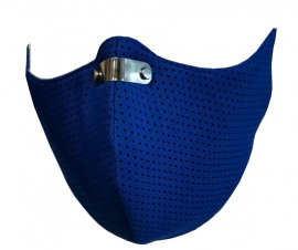 RespiShield Μάσκα γενικής προστασίας ΡΜ2.5 - PM10 Small Μπλέ 1τμχ