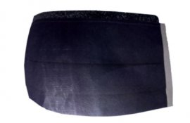 Euromed Μάσκα Υφασμάτινη Με Φίλτρο Ενεργού Άνθρακα Μαύρο 1 Τεμάχιο [Μπλε]
