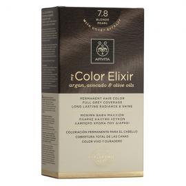 APIVITA My Color Elixir, Βαφή Μαλλιών No 7.8 - Ξανθό Περλέ 7.8