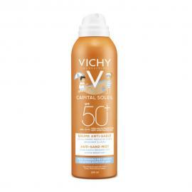 Vichy ideal Soleil SPF50+ Παιδικό Αντιηλιακό Spray κατά της άμμου 200ml