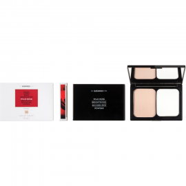 KORRES Άγριο Τριαντάφυλλο  Brightening Second Skin Powder- Πούδρα   για Λάμψη & Φυσική Κάλυψη WRP2  10g
