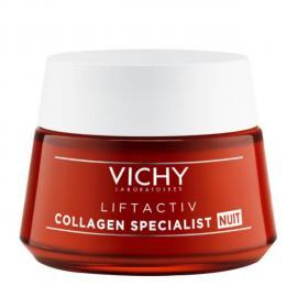 VICHY Liftactiv Collagen Specialist Νύχτας - 50ml