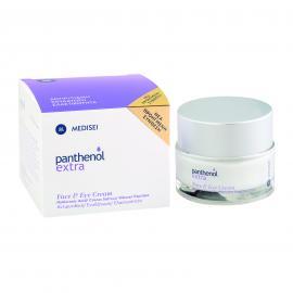 Medisei Panthenol Extra Face & Eye Cream Νέα Προηγμένη Σύνθεση 50ml