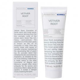 KORRES After Shave Balm Vetiver Root Green Tea Cedarwood - 125ml