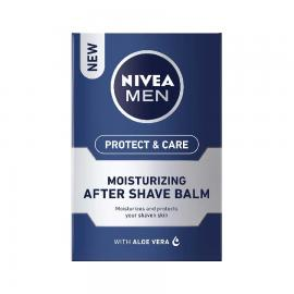 Nivea Protect & Care Moisturizing After Shave Balm 100ml