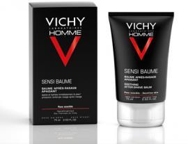 VICHY HOMME Sensi Baume CA After Shave Balsam κατά των Ερεθισμών 75ml