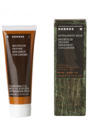 Korres - Aftershave Balm Mountain Pepper / Bergamot / Coriander, 125ml