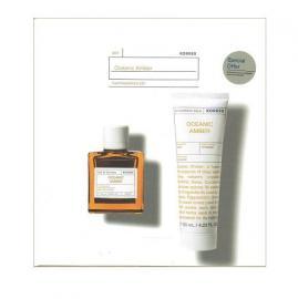 Korres Promo Oceanic Amber Eau De Toilette 50ml & Oceanic Amber After Shave 125ml