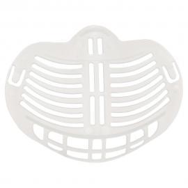 HG Poli 3D Mask Easy Breathing Silicone Για Εύκολη Αναπνοή Σιλικόνης 5 Τεμάχια