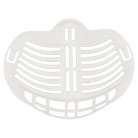 3D Mask Easy Breathing Silicone Για Εύκολη Αναπνοή Σιλικόνης 1 Τεμάχιο