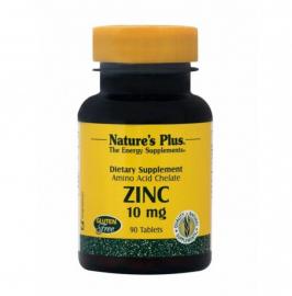 Nature`s Plus Zinc 10mg 90tabs