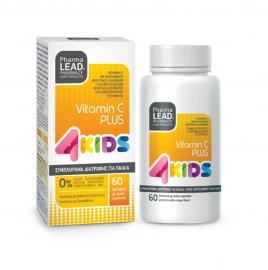 PharmaLead 4Kids Vitamin C Plus 60τμχ