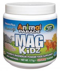 NATURE`S PLUS Animal Parade MagKidz Powder Natural Cherry 144gr