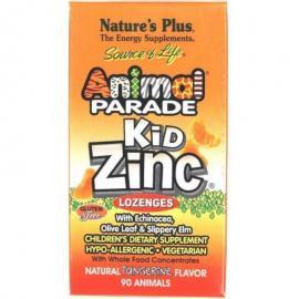 Nature`s Plus Animal Parade KidZinc 90tabs