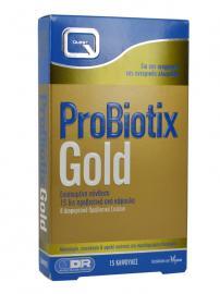 QUEST PROBIOTICS GOLD 15 CAPS